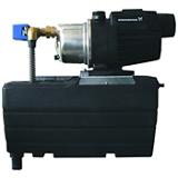 Système de récupération d'eau de pluie MQsystem