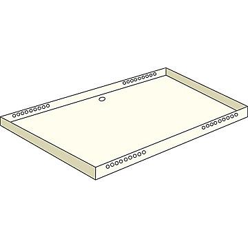 Bac à condensats métallique Idk