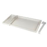 Bac à condensats PVC
