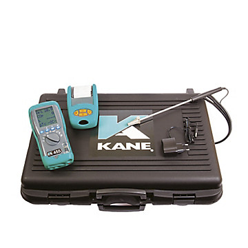 Analyseur de combustion K455+KITPRO Kane