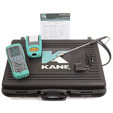 Analyseur de combustion K455KitPro Kane