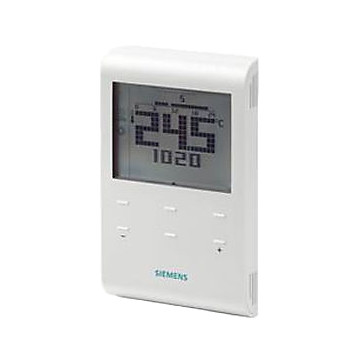 Lot de 2 thermostats d'ambiance RDE100 programmable