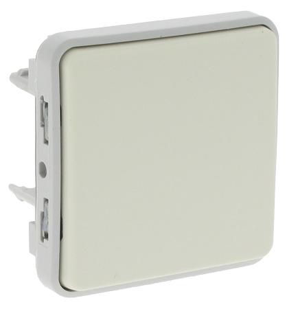 Plexo composable - Commande éclairage - Blanc Legrand