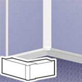 Moulure et accessoires DLPlus 20 x 40 - Blanc