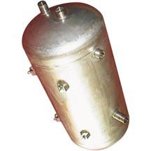 Réservoir préparateur d'eau chaude sanitaire en inox Massal