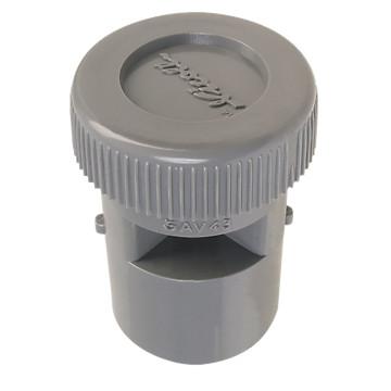 Clapet équilibreur de pression gris Nicoll