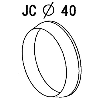 Joint conique Ø 40 mm Nicoll