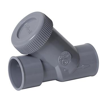 Clapet anti-retour PVC Nicoll