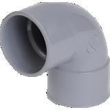 Coude PVC simple FF PVC à 87°30