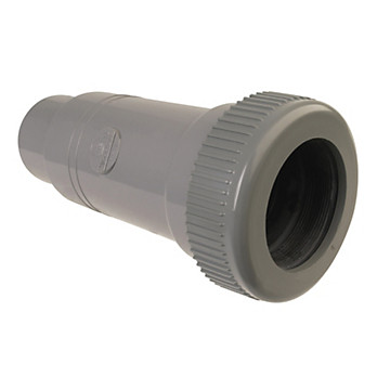 Manchon de dilatation MF PVC pour canalisation horizontale Nicoll