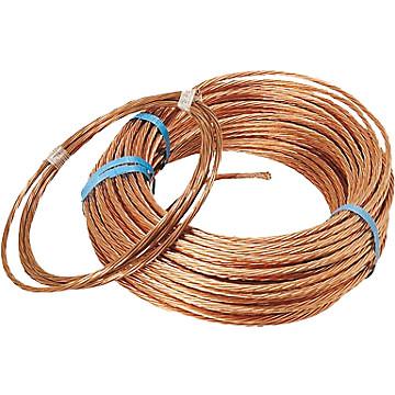 Câblette cuivre 25 mm²