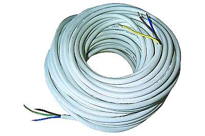 Câble HO5VV-F U500V