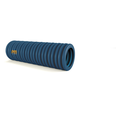 Gaine ICTAA 3422 flexlub bleue avec tire-fils PM Plastic Materials