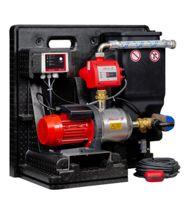Système récupérateur d'eau de pluie Récupéo pompe Springson 204 +réservoir 11 L + automatisme PAC01 + coffret RCB