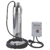 Pompe immergée Aquason - Aspiration latérale