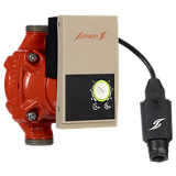Circulateur intégré chaudière haut rendement PRIUX HOME-IN 60-15/130