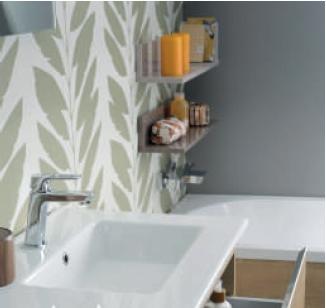 Plan vasque Spark - Céramique Sanijura