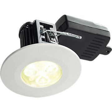 Spot LED fixe encastré Halers H2 Seelight