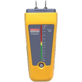 Luxmètre, thermomètre et humidimètre