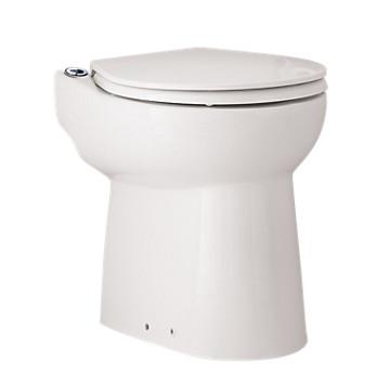 WC monobloc Compact 43 avec broyeur intégré Sfa
