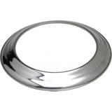Rosace aluminium pour gaine flexible