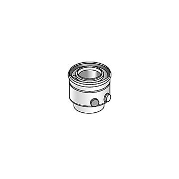 Kit adaptateur 60/100-80/125 Ubbink