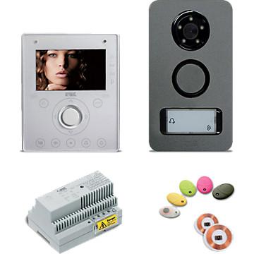 Interphone vidéo couleur Note Urmet