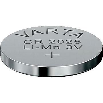 Pile lithium CR2025 Varta