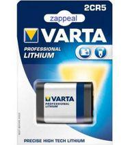 Pile Professional lithium 2CR5