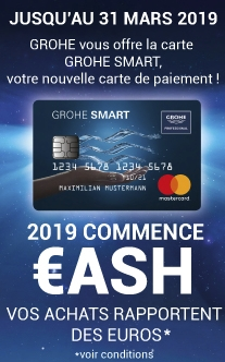 Offre Grohe Smart