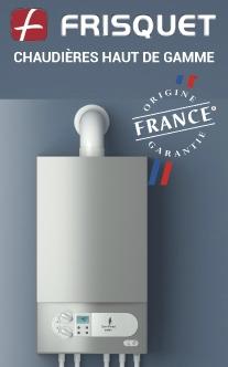Chaudières Frisquet
