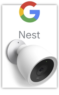google nest maison connectée