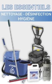 Hygiène et nettoyage COVID19