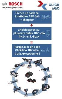 bosch click and go